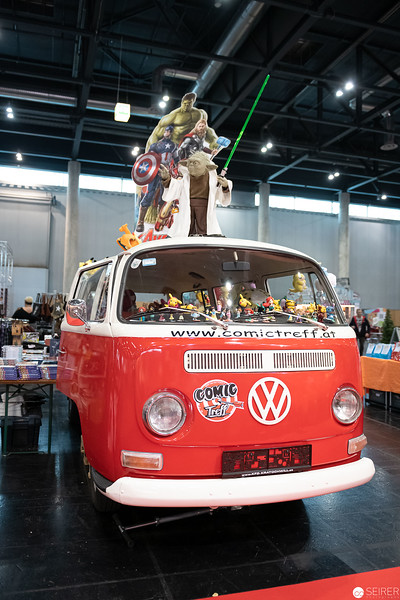 Vienna ComicCon 2019