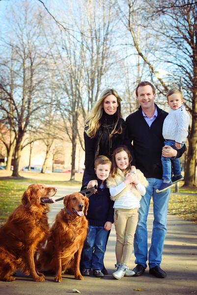Debby & Mitch Family