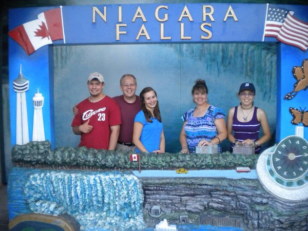Niagra Falls July 6, 2010