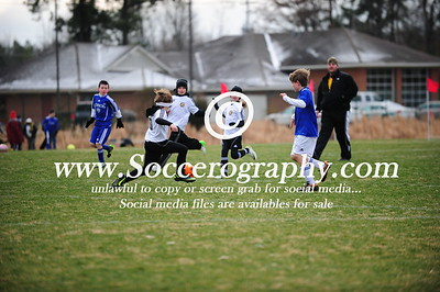 Jonesboro Tornado vs 04 Jr Lobos Red Bulls