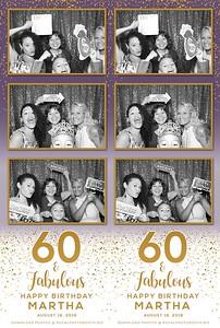 Martha's 60th Bday