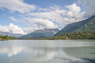 Lower Trail Lake