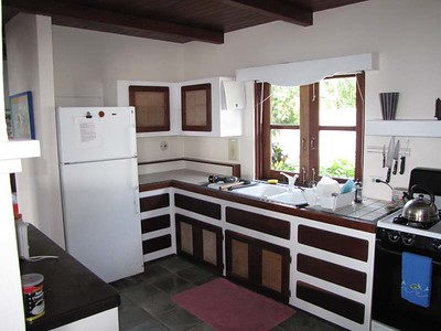Tortola kitchen