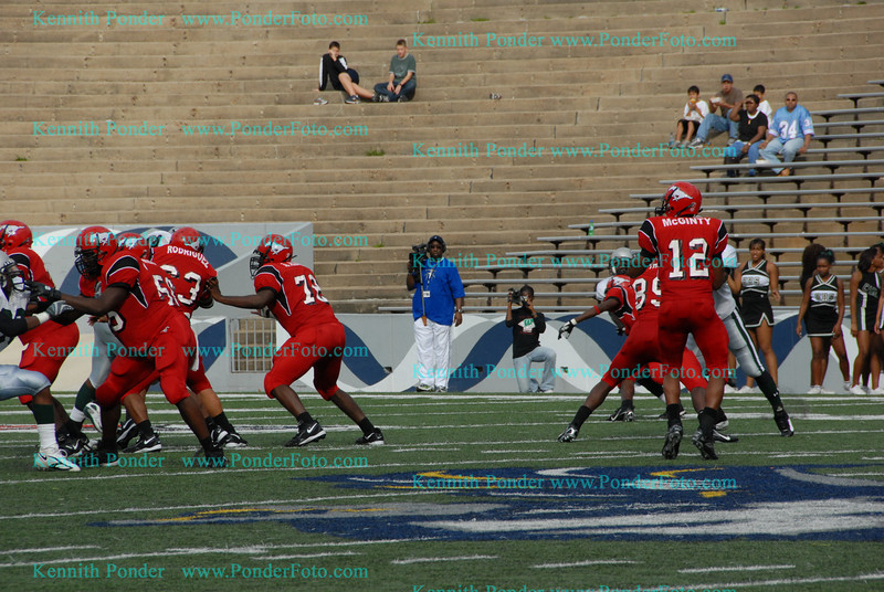 Galena Park North Shore Mustangs v. Ft. Bend Hightower