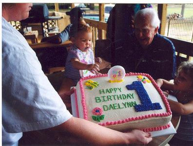 Daelynn 1st Birthday