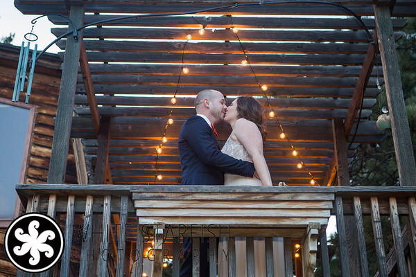 Golden Wedding Photography - Colorado - Stephanie and Mike