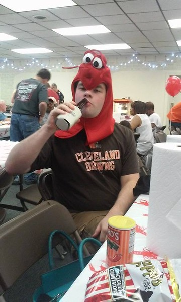 Crawfish Boil in Lima, OH  - May 9, 2015