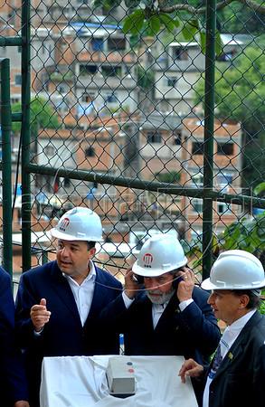 Slum Project Inauguration