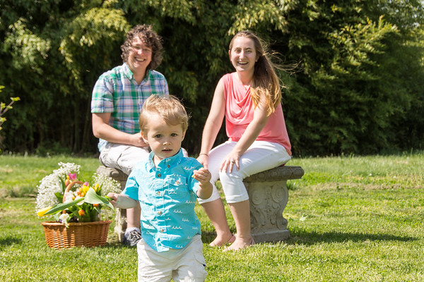 Pilesky Easter Family Shoot