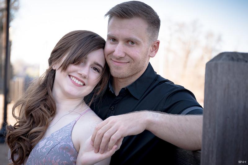 Brett & Fairlight Couple Shoot