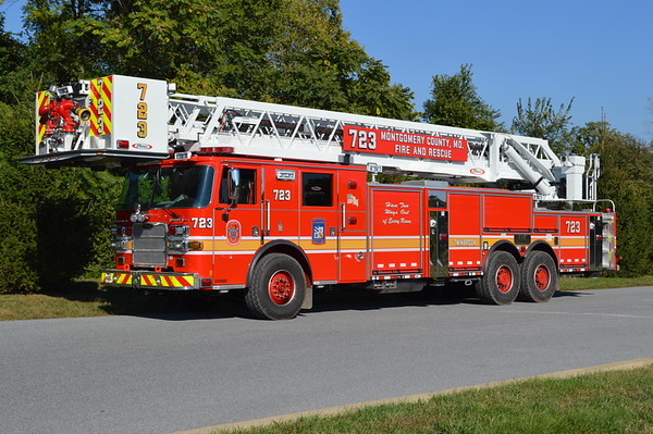 Company 23 - Rockville Fire Department (Twinbrook station)