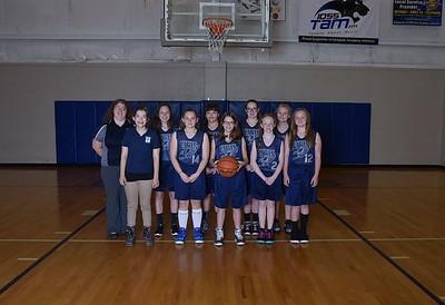 CAS basket ball 16-17