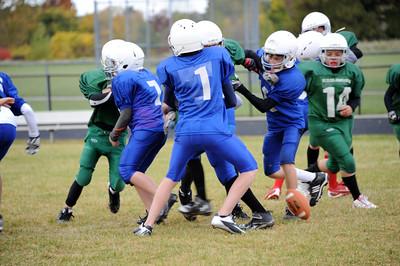 Spartans Against Blue Raiders