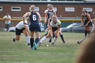 2016 Field Hockey JV vs Spaulding 09.20