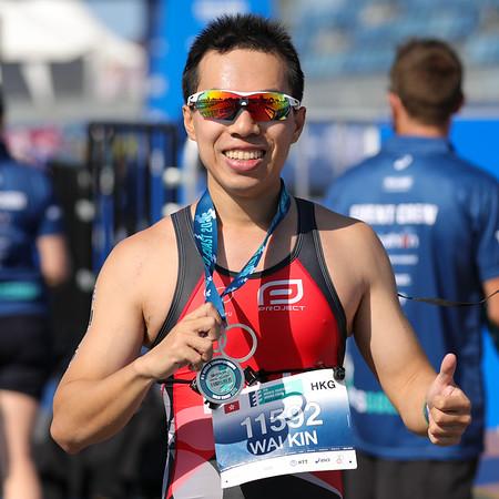 ITU World Triathlon Series Grand Final 2018