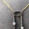 1.80ctw Antique Diamond and Sapphire Negligee Pendant 21