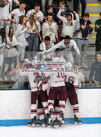 3/9/2019 - MIAA D1A - Xaverian vs Arlington