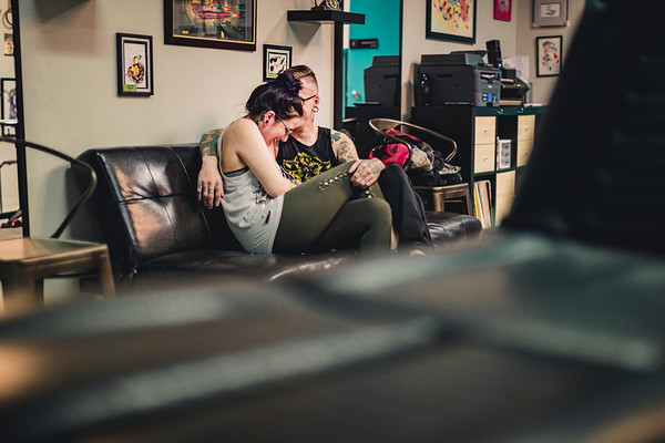 St. Paul MN // Engagement Photography // Brielle&Taylor