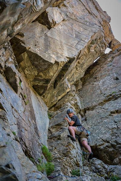 Narcolepsy Climb