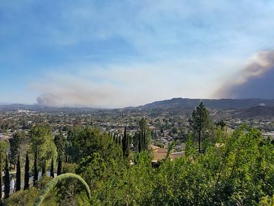Hill Fire 2018