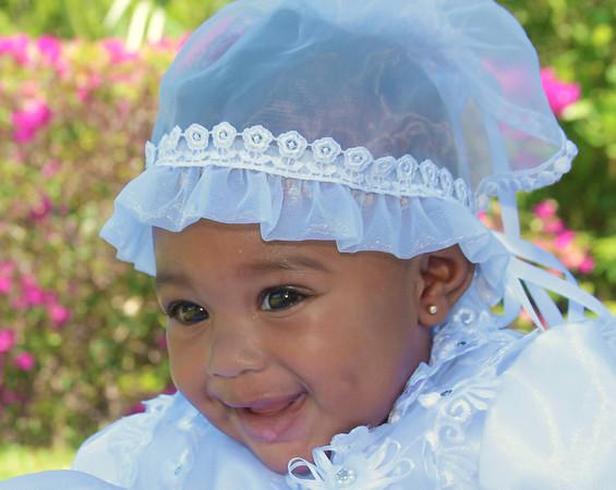 Jaterah's Christening @ RKC   Exuma, Bahamas