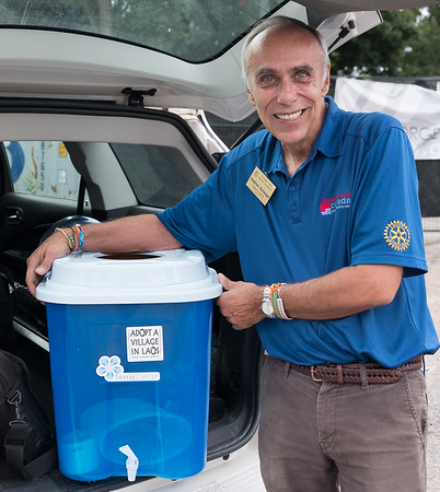 Sept 6 - Steve Rutledge - Water filter Project in Laos