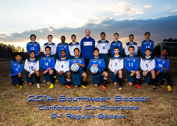2014 Southwest Team Pictures