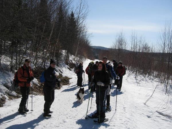 Mont Archange  (21 mars 2009)