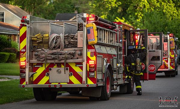 Detroit Fire, Engine 54 & Ladder 26