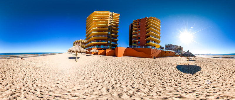 Las Palomas Resort Sandy Beach Puerto Penasco.jpg