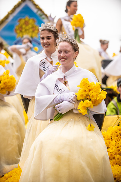 Daffodil Parade 2018 Orting