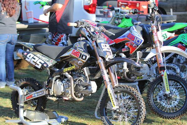 Biggest Race of The Year (BROTY) At Burleson MX Park.