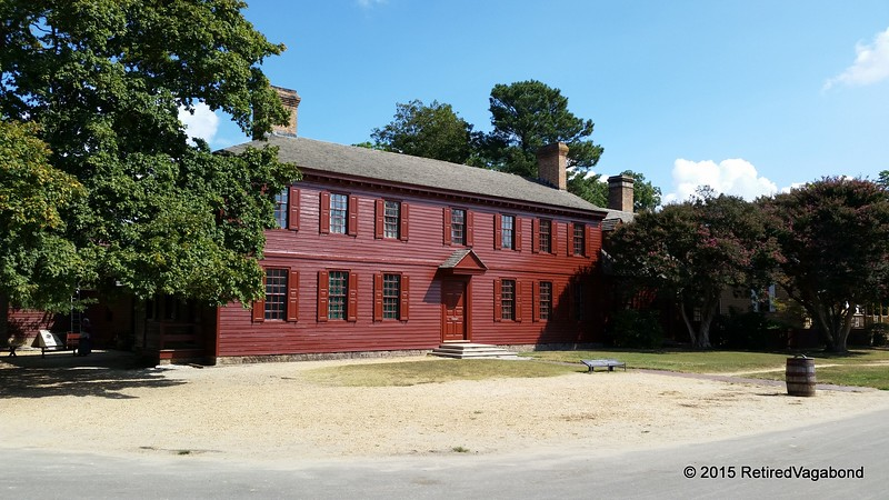 Harrison Home - Williamsburg, Virginia