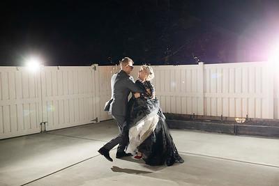 Michaela and Chris Wedding Reception