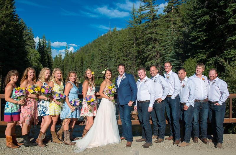 Katy and Nick's Wedding