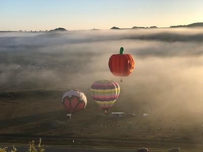 Medora Balloon Festival