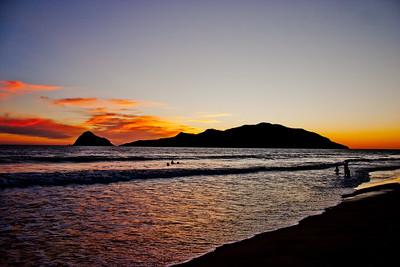 Mazatlan Sun Set