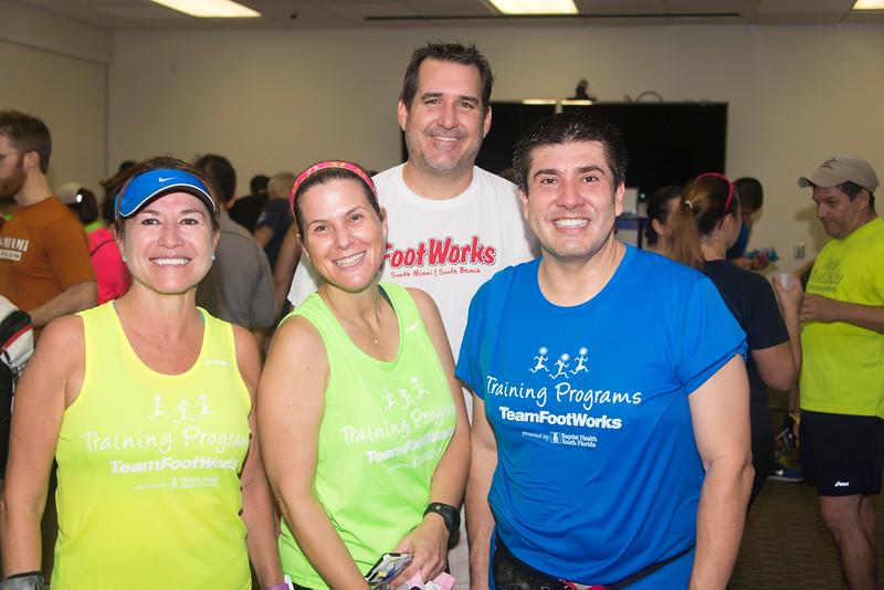 2014 Miami Half Marathon Training Expo