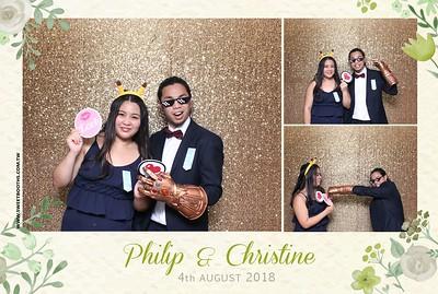 Philip & Christine's Wedding