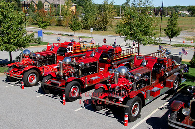 Rhode Island Antique Fire Apparatus Show, 9-25-16