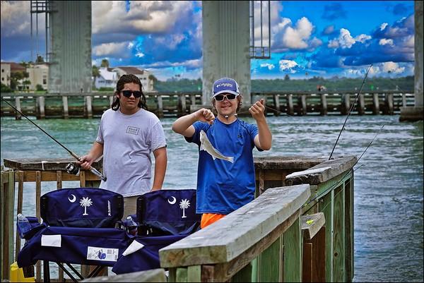 Daily Sightings...2021-06-21...Sand Key Fishing Pier