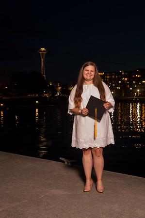 Haley Graduation SPU