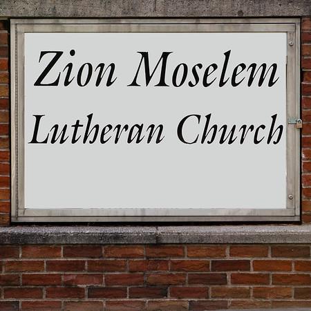 Zion Moselem Lutheran - Kutztown, PA