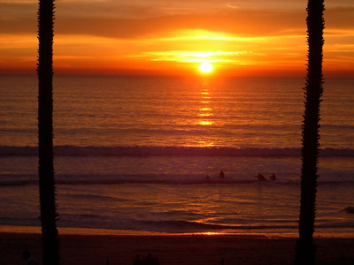 San Clemente Sunsets