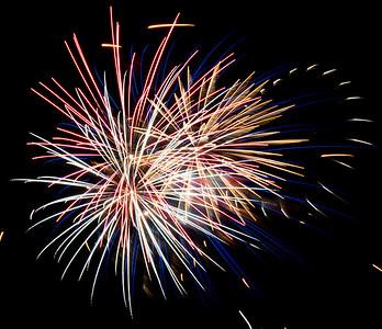 Planet K Fireworks