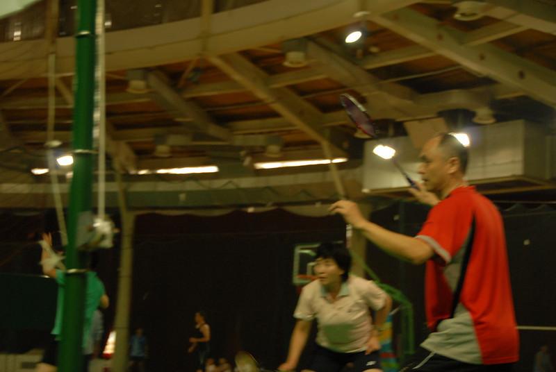 [20100918] Badminton PK with Hou Jiachang (16).JPG