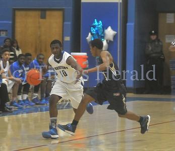 Senior Night and Basketball