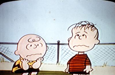Charlie Brown_Slides from TV