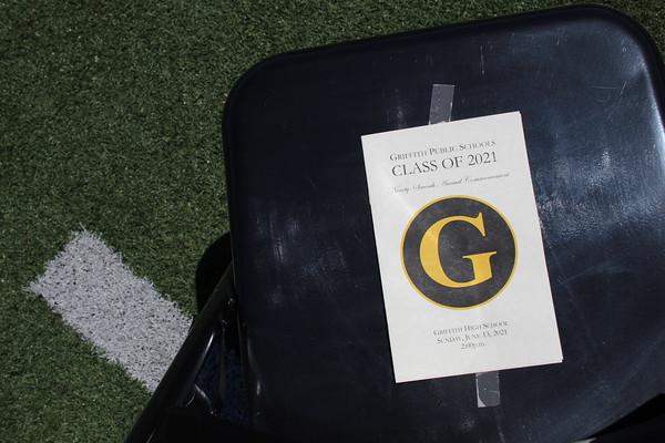 Griffith High School Graduation 2021