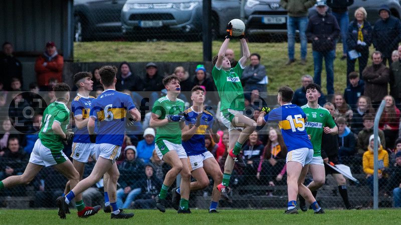 Friday, April 24 2019 Electric Ireland Munster Minor Football Championship - Tipperary vs Limerick